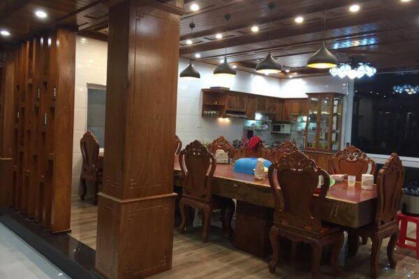 Bộ bàn ghế của Minh Long Sang Trọng nhận được phản hồi tốt từ khách hàng