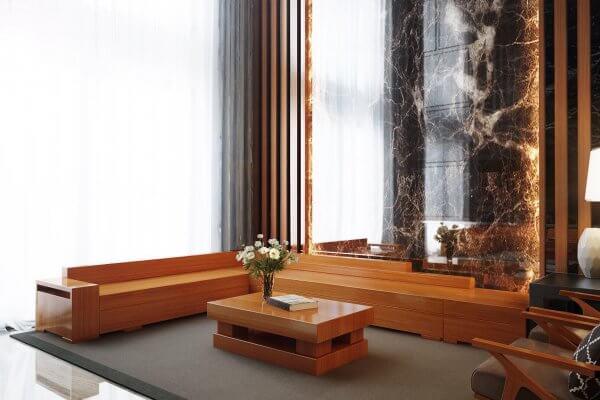 Một số kinh nghiệm để lựa chọn một bộ bàn gỗ phù hợp nhất cho phòng khách