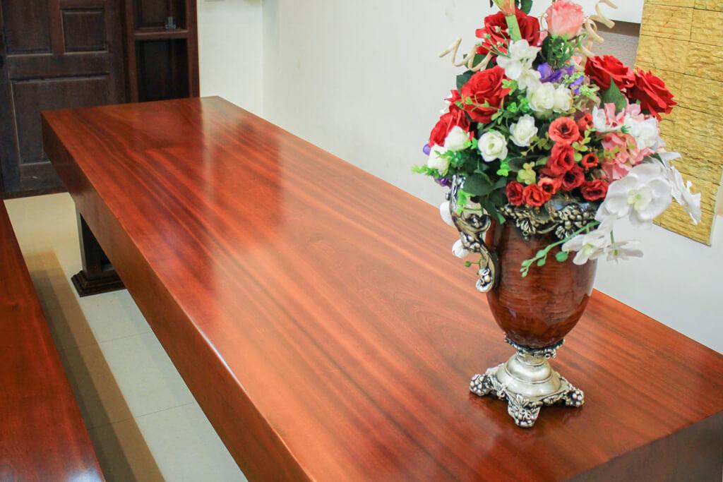 Bàn Ghế Xoan Hương Nguyên Tấm BGXH-001