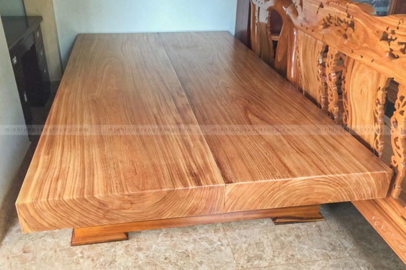sập gỗ, phản gỗ gõ đỏ