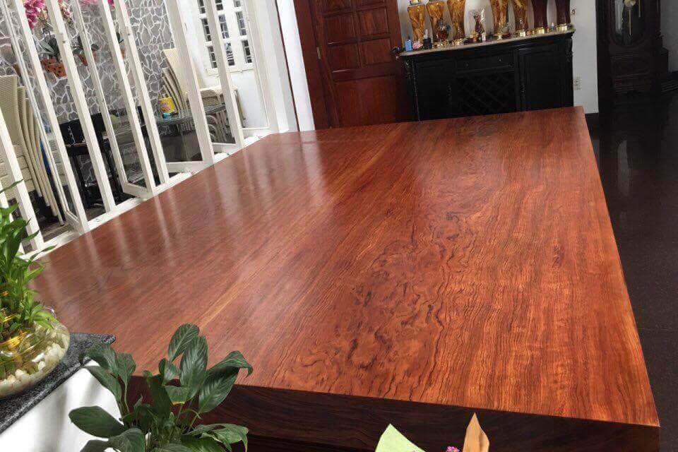 Bộ Sập gỗ cẩm nguyên tấm BSCC-004