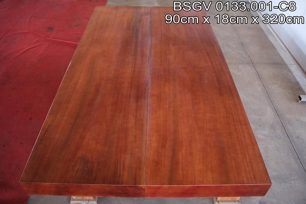 Bộ Sập Nguyên Tấm Gõ Vàng BSGV 0133.001 – C8