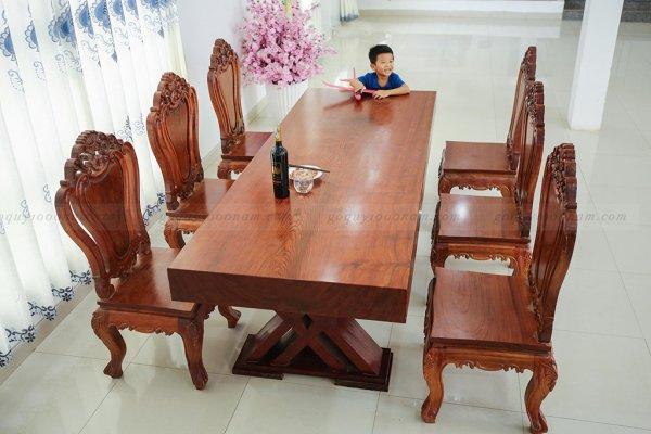 Giá trị và cách sử dụng nội thất gỗ tự nhiên