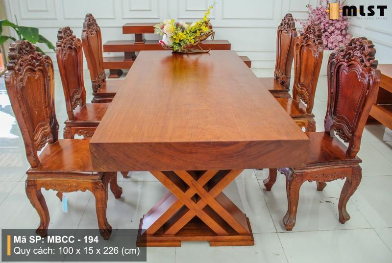 tăng giá sản phẩm gỗ Cẩm