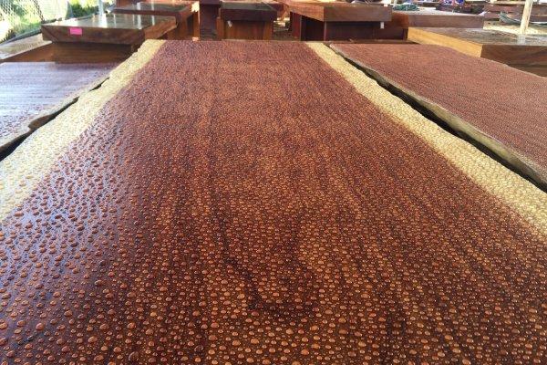 Gỗ Cẩm có giá cao do lượng gỗ trên thị trường ngày càng ít