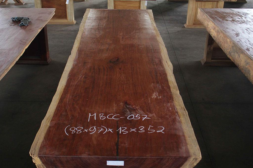 Phôi Gỗ Cẩm Nguyên Tấm MBCC – 057 – HP