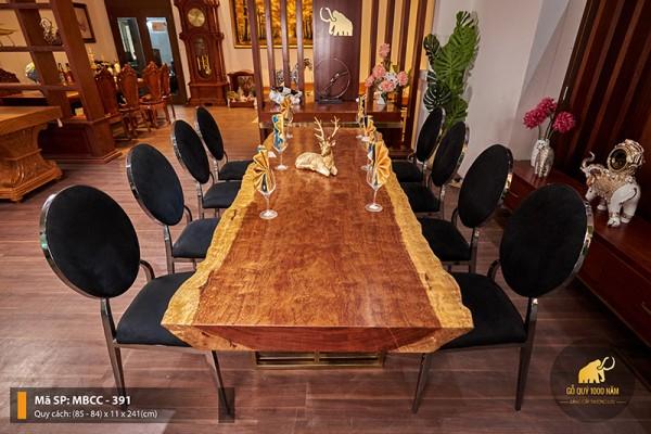 Sử dụng nội thất gỗ để bảo vệ sức khỏe cho cả gia đình
