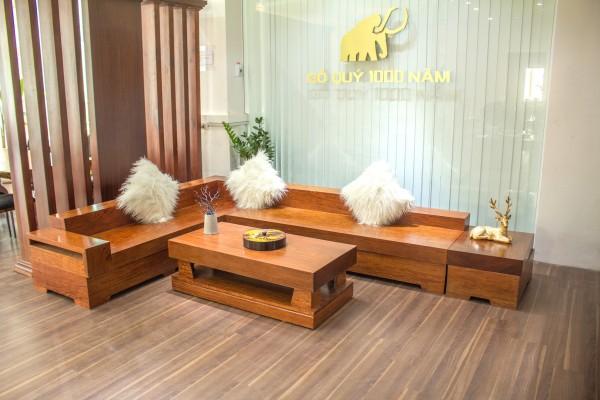 Lý Do Khiến Sofa Gỗ Trở Thành Xu Hướng Lựa Chọn Của Người Tiêu Dùng