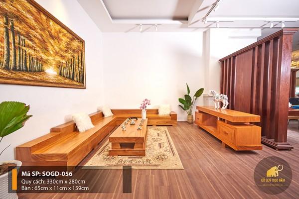 Nội thất dành cho căn hộ chung cư