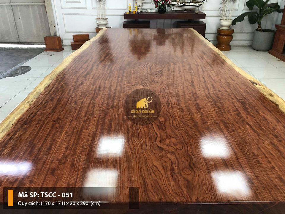 Tấm Sập Gỗ Cẩm Nguyên Tấm TSCC – 051 – HP