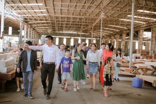 Đoàn Công Tác Hội Doanh Nhân Tư Nhân Việt Nam Đến Nghiên Cứu Đầu Tư Phát Triển Và Kết Nối Đối Tác Cho Công Ty Minh Long Sang Trọng